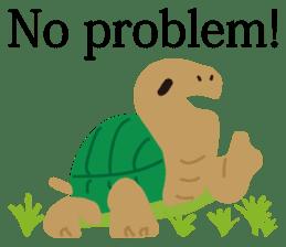 Animals -Funny Zoo- English Version sticker #213959