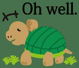 Animals -Funny Zoo- English Version sticker #213960