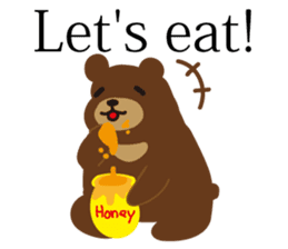 Animals -Funny Zoo- English Version sticker #213964