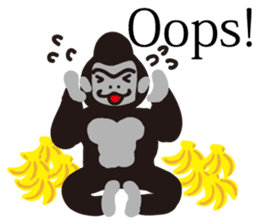 Animals -Funny Zoo- English Version sticker #213967