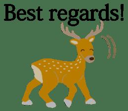 Animals -Funny Zoo- English Version sticker #213968