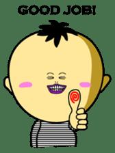 BalloonBaby sticker #214366