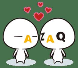 ZAQ sticker #215105