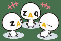 ZAQ sticker #215119