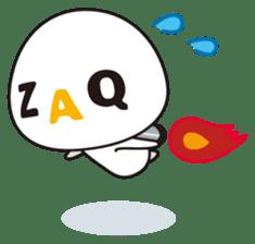 ZAQ sticker #215123
