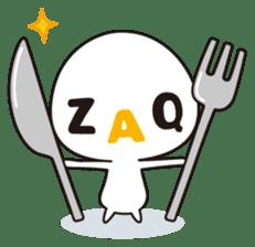 ZAQ sticker #215129