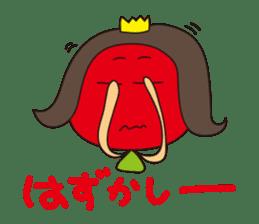 Nanana Princess sticker #215320