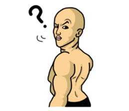 Physial Beauty!! Nikuo's Muscle Life!! sticker #215710