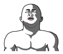 Physial Beauty!! Nikuo's Muscle Life!! sticker #215713