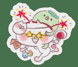 kumao-summer.ver- sticker #216383