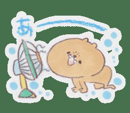kumao-summer.ver- sticker #216387