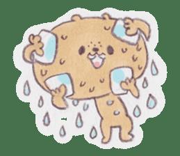 kumao-summer.ver- sticker #216399