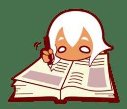 Training diary of Sou sticker #218183