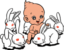 PETIT ANGEL sticker #218288