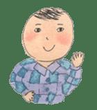 "Masaya Meguro ""a Japanese boy"" sticker #288785"