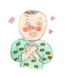 "Masaya Meguro ""a Japanese boy"" sticker #288791"