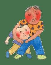 "Masaya Meguro ""a Japanese boy"" sticker #288796"