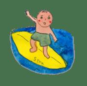 "Masaya Meguro ""a Japanese boy"" sticker #288797"