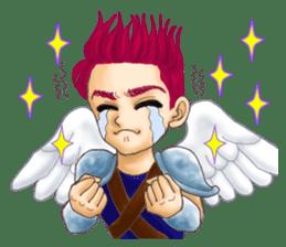 Dragons & Angels Adventures sticker #301203