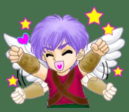 Dragons & Angels Adventures sticker #301213