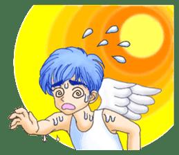 Dragons & Angels Adventures sticker #301215