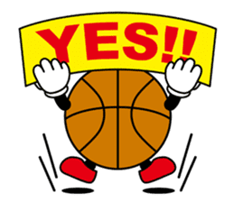 BASKETBALL LIFE sticker #308305