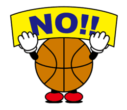 BASKETBALL LIFE sticker #308306