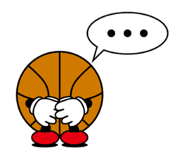 BASKETBALL LIFE sticker #308309