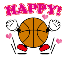 BASKETBALL LIFE sticker #308314