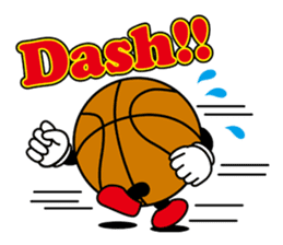 BASKETBALL LIFE sticker #308321