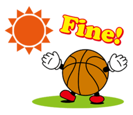 BASKETBALL LIFE sticker #308322