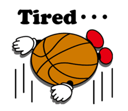 BASKETBALL LIFE sticker #308326