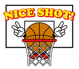 BASKETBALL LIFE sticker #308330