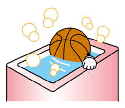 BASKETBALL LIFE sticker #308332