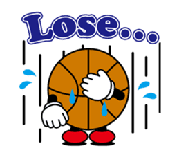 BASKETBALL LIFE sticker #308334