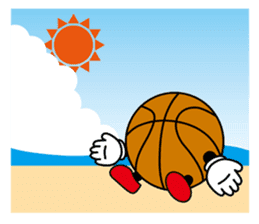 BASKETBALL LIFE sticker #308339