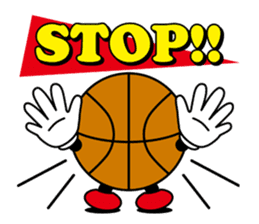BASKETBALL LIFE sticker #308342