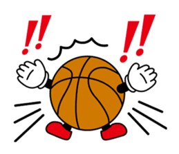 BASKETBALL LIFE sticker #308343