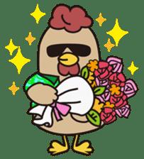 ICHIRO TORIWAKAMARU sticker #334765