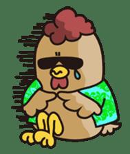 ICHIRO TORIWAKAMARU sticker #334769