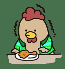ICHIRO TORIWAKAMARU sticker #334770