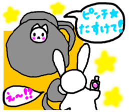 ANDREA -Happy Trip to the Spa![Japanese] sticker #795093