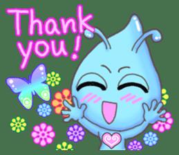 """""""Pleia"""" The Cute Alien part 1 (English) sticker #880645"""