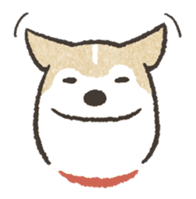 Shiba Inu (Shiba-Dog) stickers sticker #888281