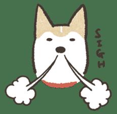 Shiba Inu (Shiba-Dog) stickers sticker #888303