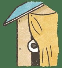 Shiba Inu (Shiba-Dog) stickers sticker #888318