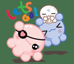 OctoGang pt. 2 sticker #1132644