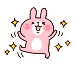 Piske&Usagi.3(English) by Kanahei sticker #1435738