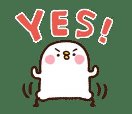 Piske&Usagi.3(English) by Kanahei sticker #1435739