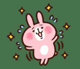 Piske&Usagi.3(English) by Kanahei sticker #1435740